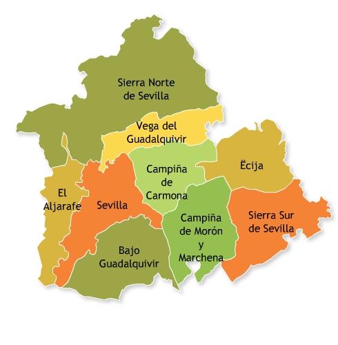 Las casas rurales turismo rural selecci n de casas for Empresas de reformas en sevilla y provincia
